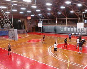 Wittenberg's old gymnasium