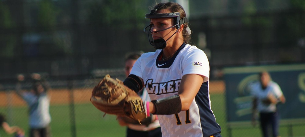 Softball Splits SAC Doubleheader at Carson-Newman