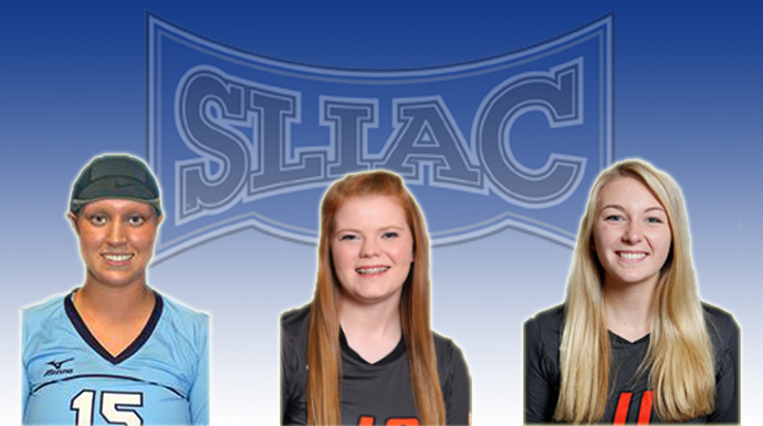2015 Volleyball All-Conference Team