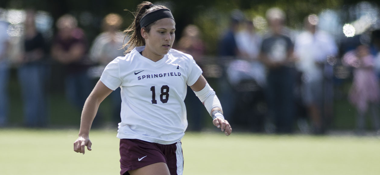 Women's Soccer Suffers 2-1 Setback to Babson