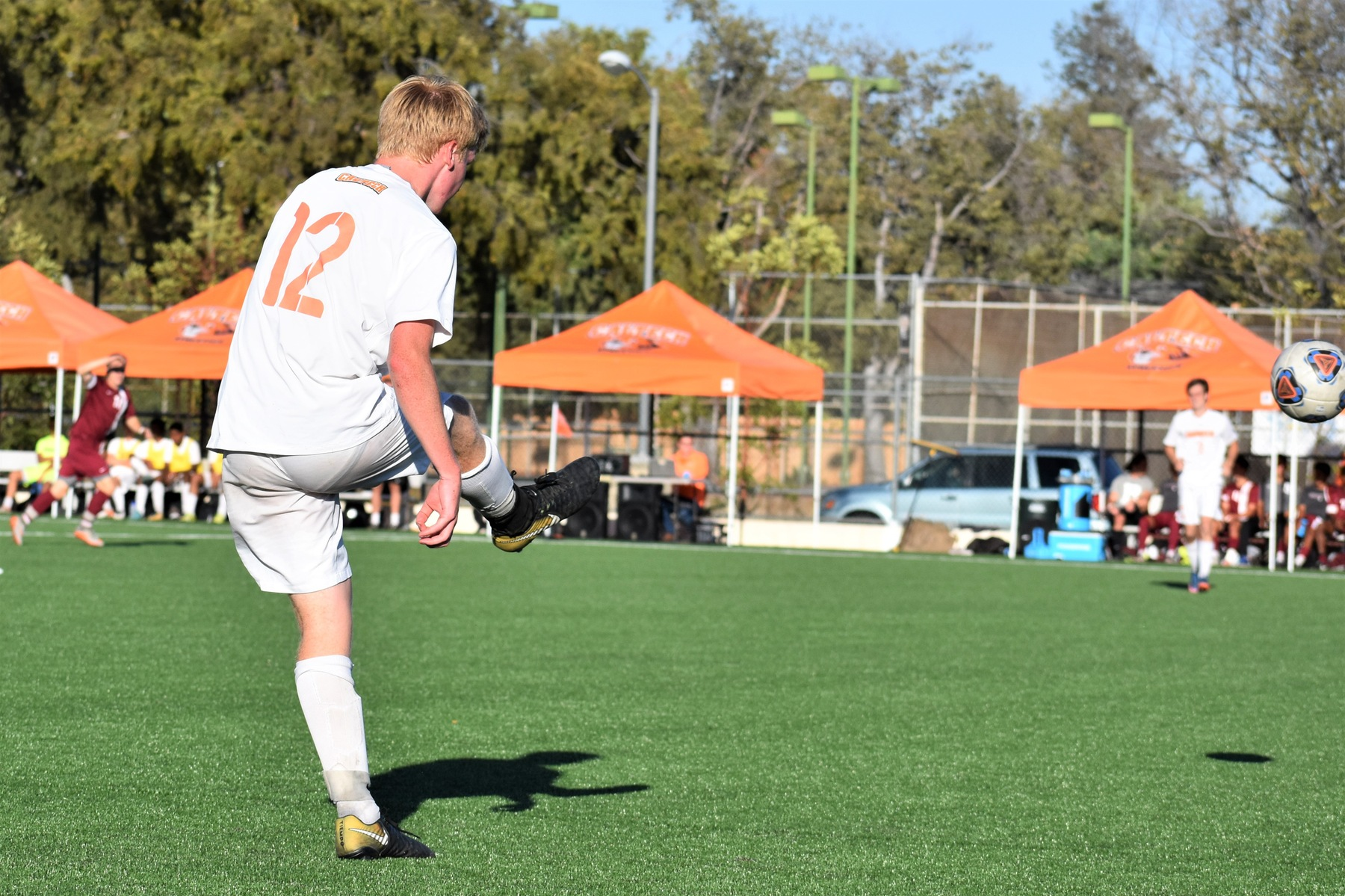 Defense Turns in Another Quality Effort in Oxy Visit