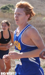 Gauchos Men Close 2nd, Women 1st at Big West Conference Championships