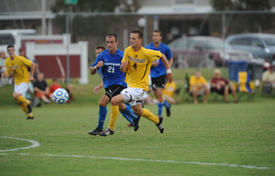 SU holds at No. 17 in NSCAA top 25 for third consecutive week