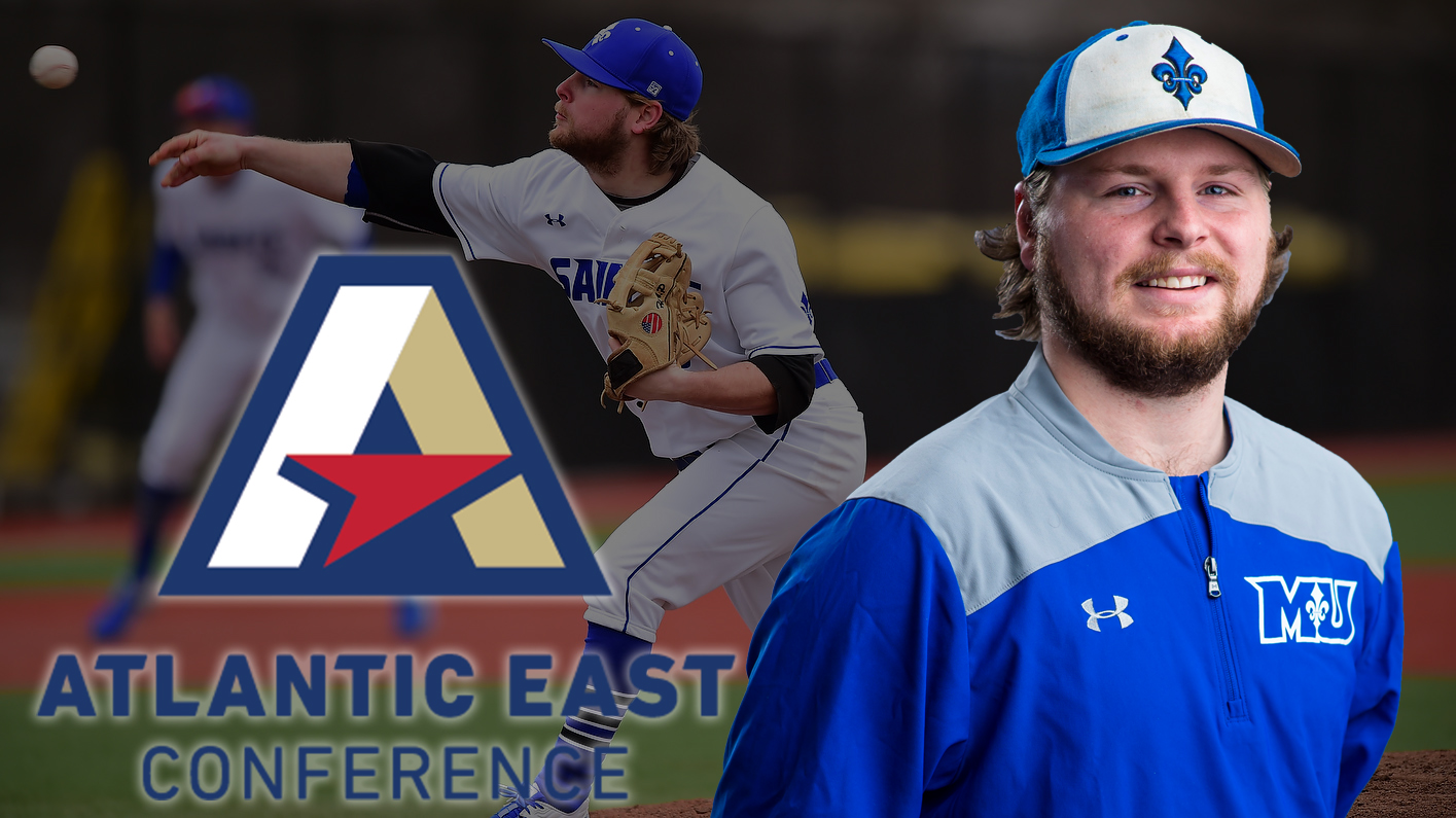 Scheufele earns first Atlantic East Pitcher of the Week award