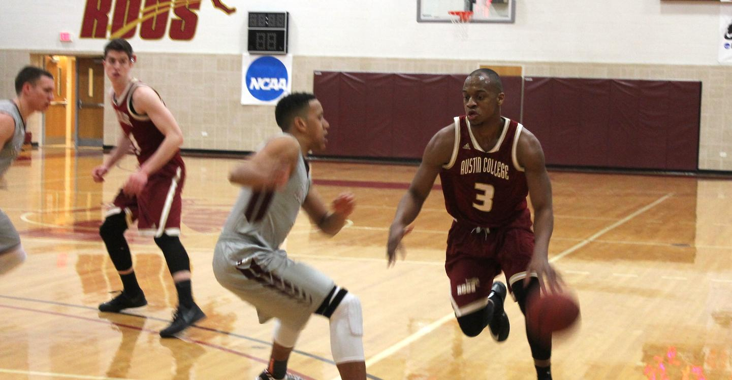 Men's Hoops Opens Season with Victory
