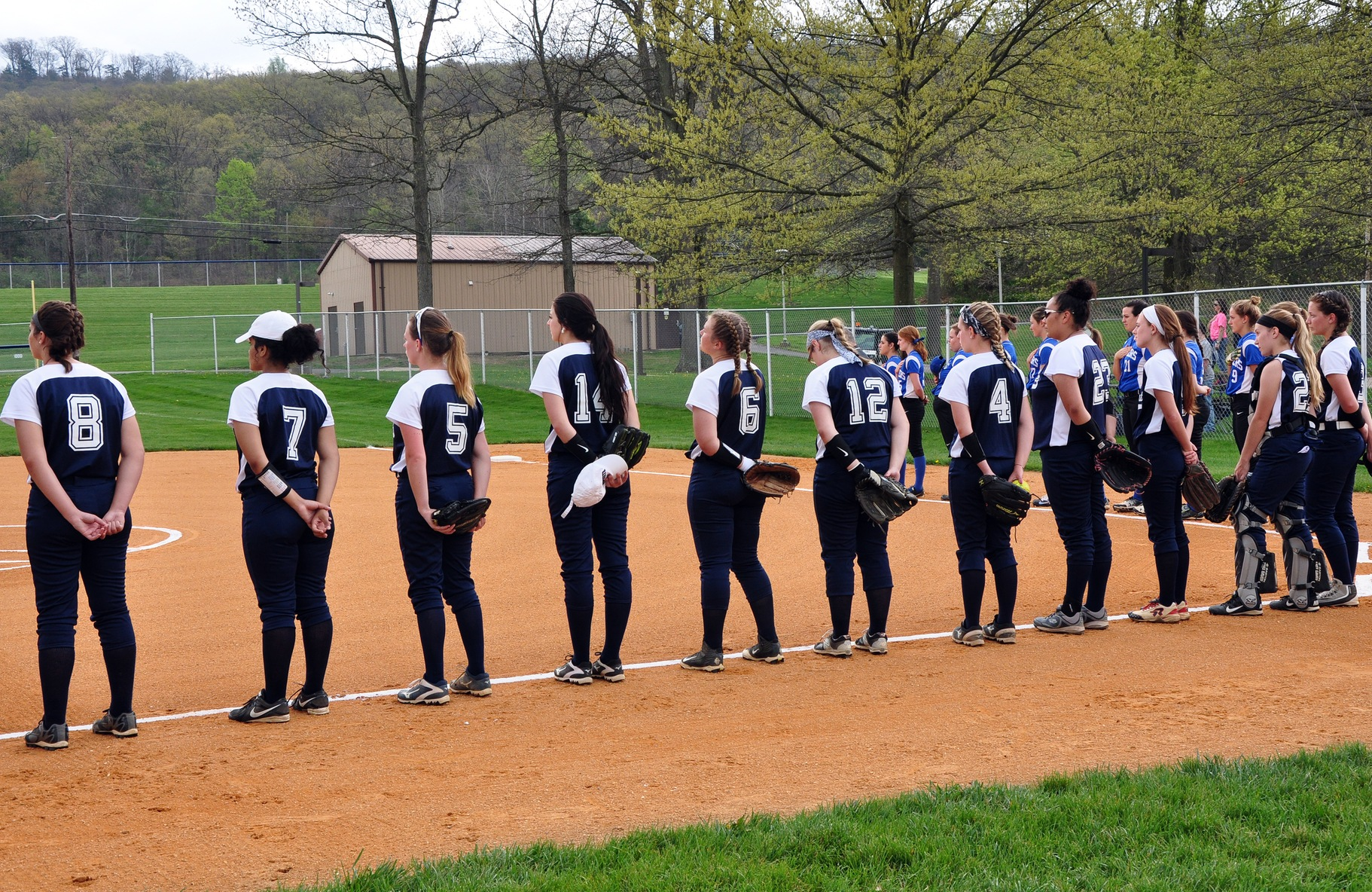 Softball Finishes Up Season At Wilson College
