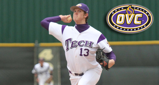 Tristan Archer named OVC Pitcher of the Week