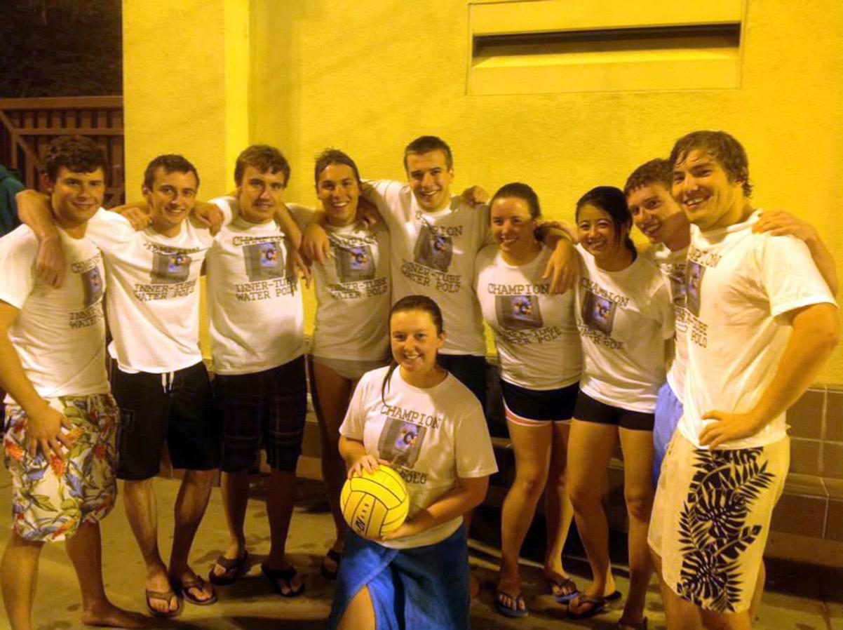 2013 Inner Tube Water Polo Champions