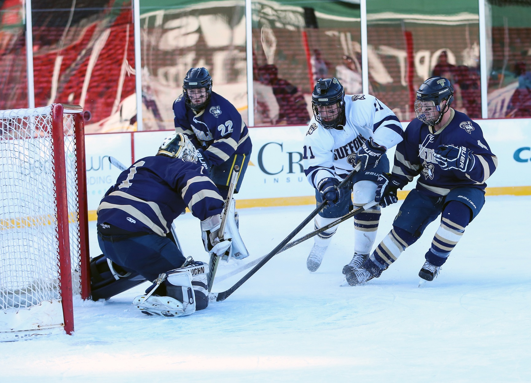 Visit to Wentworth on Calendar for Men's Hockey Thursday