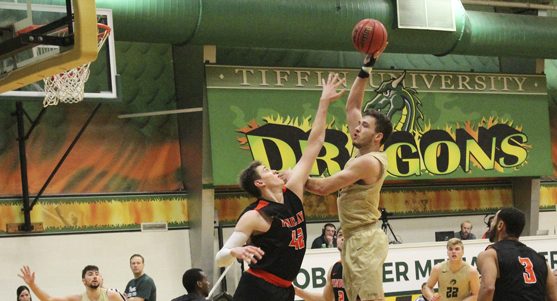 Fabulous First Half Not Enough as Dragons Fall To #9 Oilers