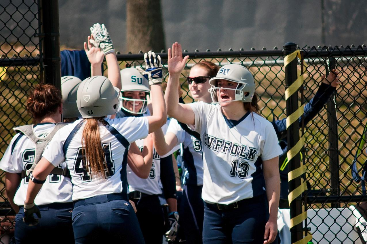 Softball Hosts First Home Game Wednesday Versus Emerson