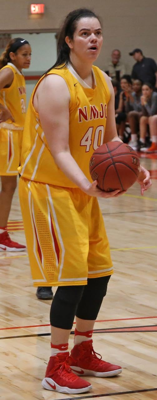 NMJC women battle for win over Western Texas