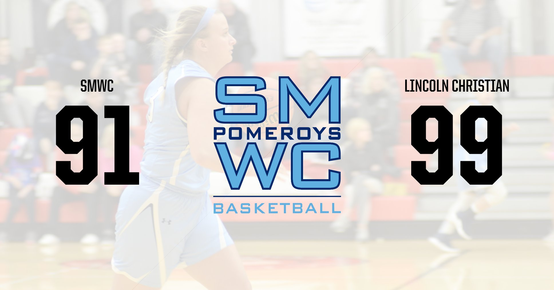 Pomeroys Fall Short in the First Contest of 2019
