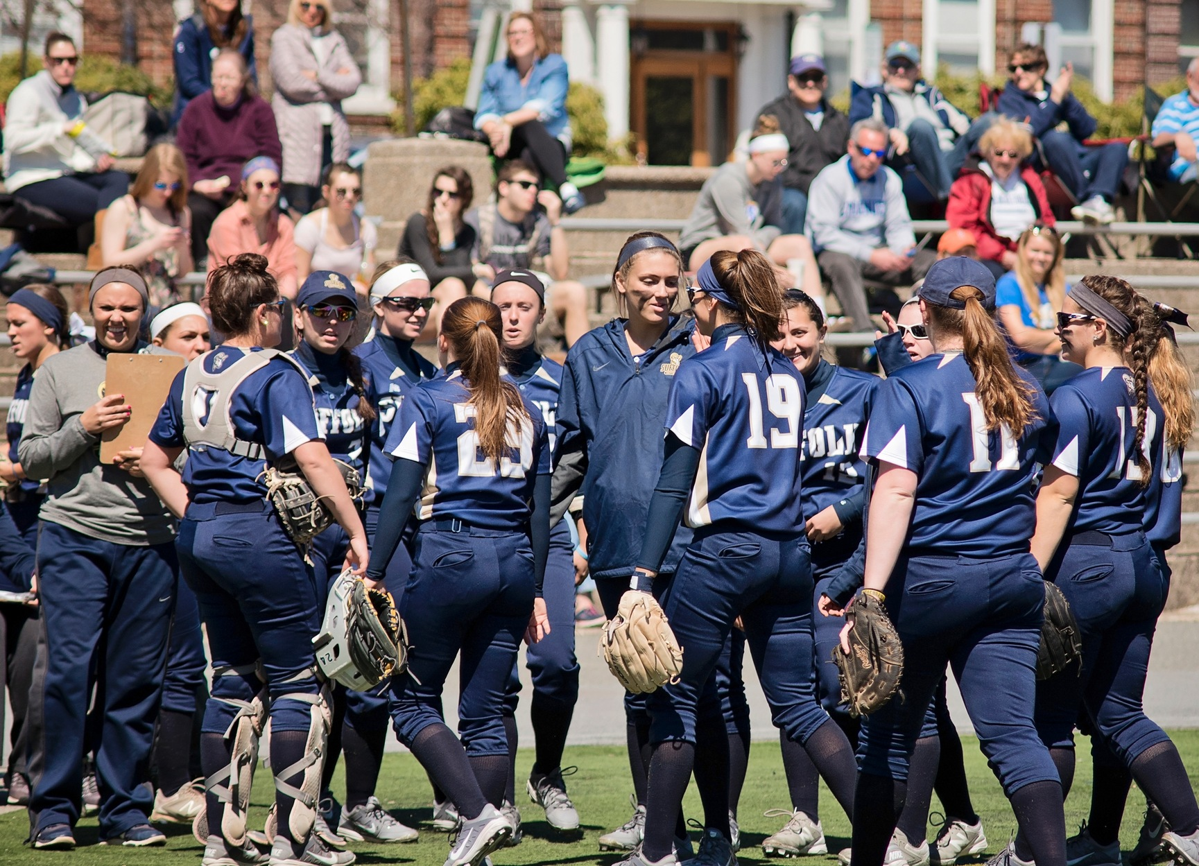 Softball Falls to Johnson & Wales in GNAC Championship