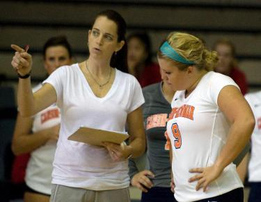 Mincey unveils 2013 volleyball campaign