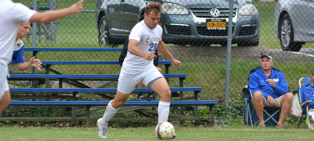 Men's Soccer Takes On Chestnut Hill In CACC Action Saturday