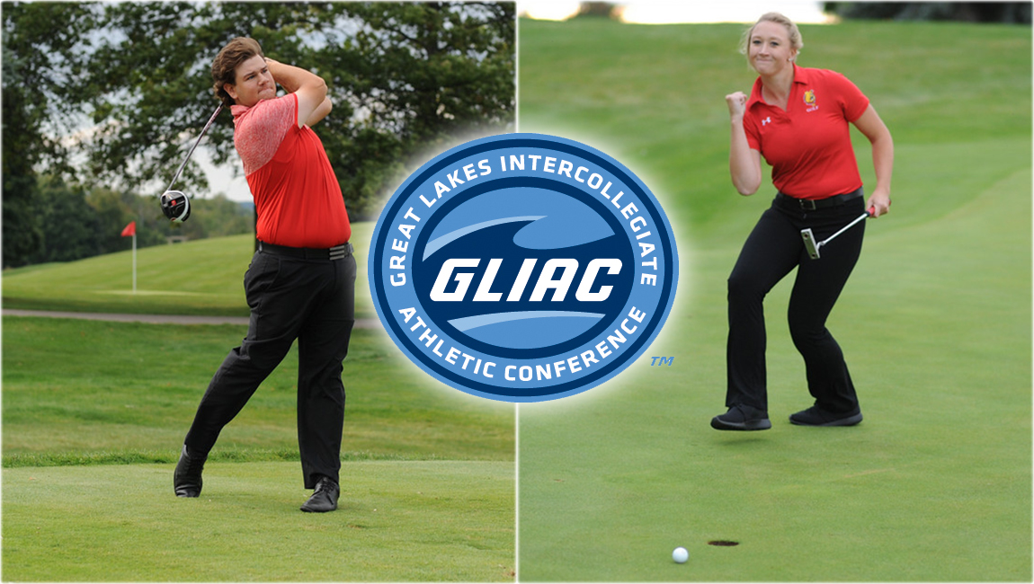 Ferris State Men's & Women's Golf Teams To Compete In GLIAC Championships This Weekend