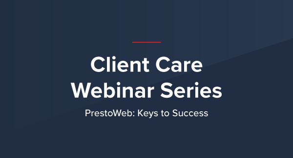 Client Care webinar series, Episode 1, how to add rosters, stats, content, and more.