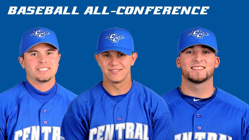 Three Blue Devils Earn All-Conference Honors