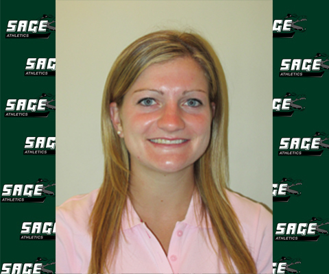 Christine Kemp joins Sage staff as assistant athletic trainer