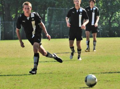 Men's Soccer Suffers 4-1 Defeat at Centre