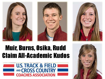 Four Bulldogs Named USTFCCCA All-Academic
