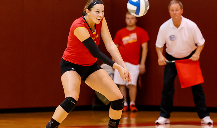 Ferris State Volleyball Wraps Up Regular-Season With Key Road Sweep