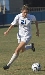 Overtime Goal by Ives Gives Gauchos 1-0 Win at Arizona