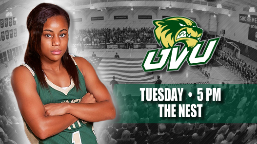 Women's Basketball Plays Host to Utah Valley on Tuesday in First Home Game