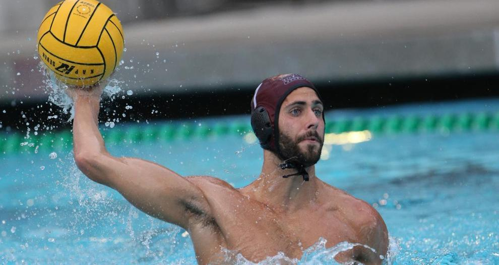 Men's Water Polo Breaks into Top-15 Before Heading to Conference Match-Ups