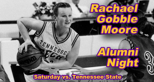 Alumni Night Faces: Rachael Gobble Moore among former players returning