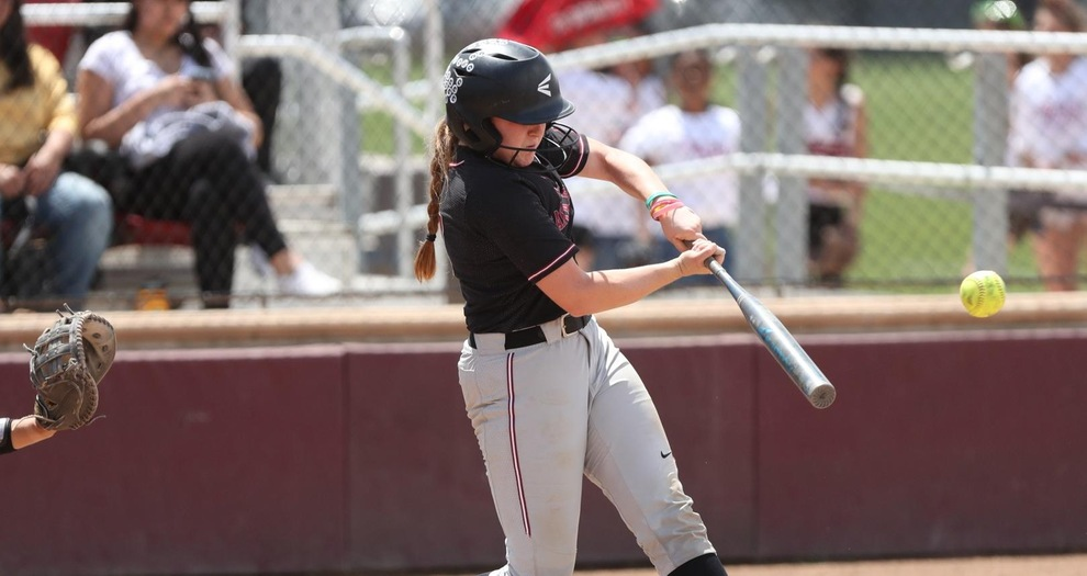 Softball Hosts Cal Wednesday in Final Midweek Contest