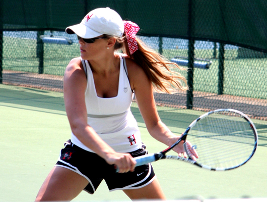 Huntingdon women's tennis knocks off Agnes Scott
