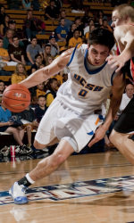 UCSB Edges Long Beach State 64-62, Moves Into Top Spot in Big West