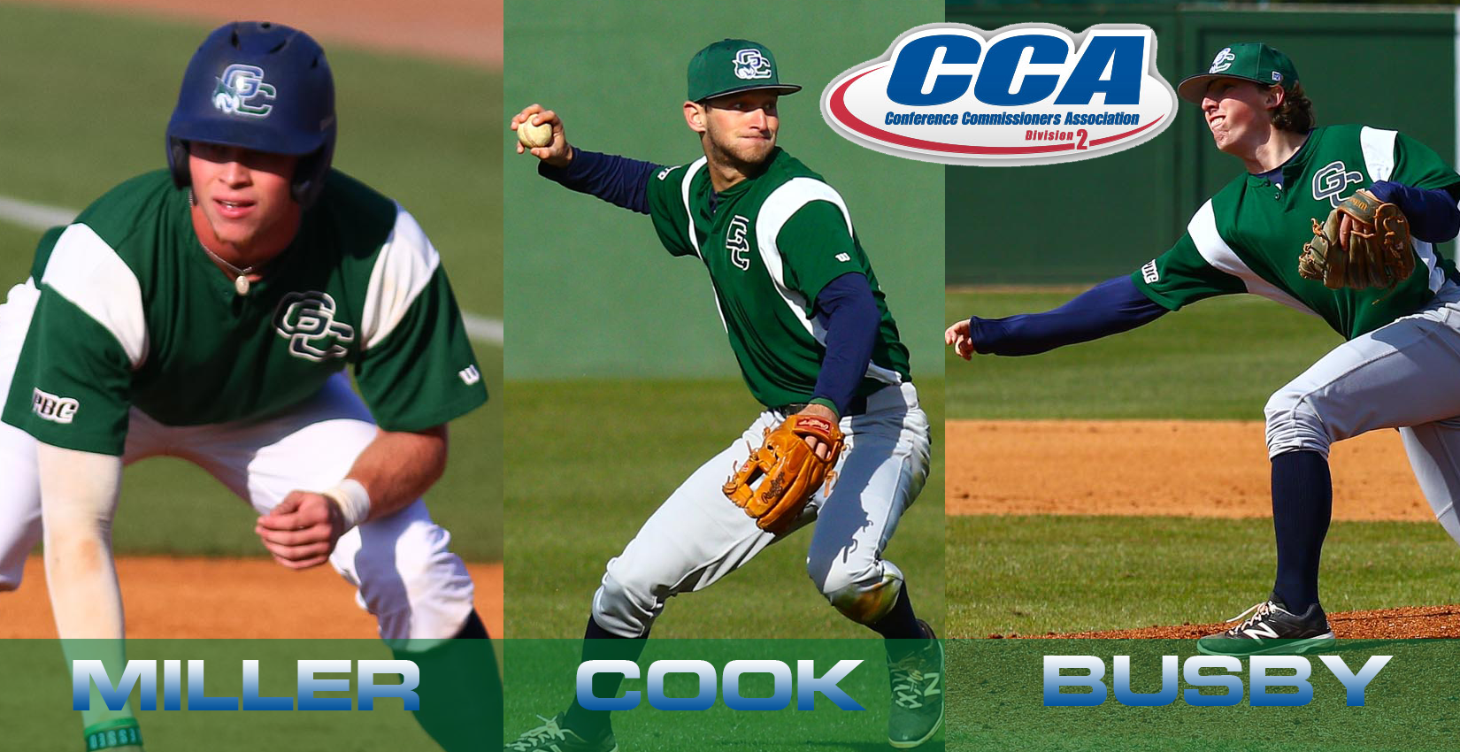 D2CCA Names Cook Region Player of the Year, Again Leads Bobcat Three on All-Region Team