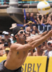 Top-Ranked Rogers, Dalhausser Avoid Olympic Elimination with Comeback Win Over Switzerland