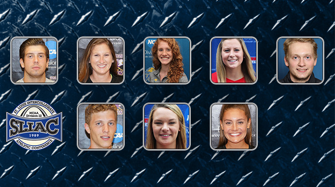 SLIAC Players of the Week - October 2