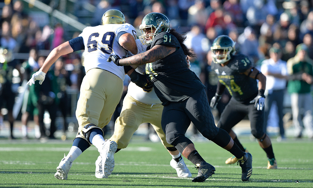 FOOTBALL POSITION PREVIEW: DEFENSIVE LINE