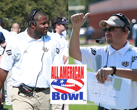 Coach Chuck Goldstein, John Davis set to coach All American Bowl, Bison have two players in game