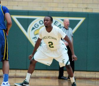 Despite Green's 21, Men's Basketball Falls To Post
