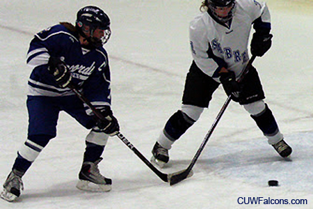Women's Hockey travels to face Lake Forest on Tuesday