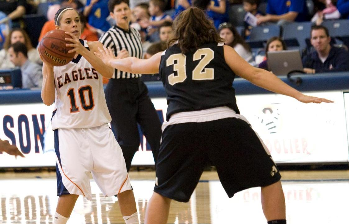 Lady Eagles knock off Anderson, 74-65, on Senior Night