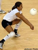 No. 14 Volleyball Travels to Gonzaga and Portland