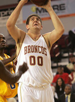 Broncos Face Hawaii On Wednesday Night at Leavey Center