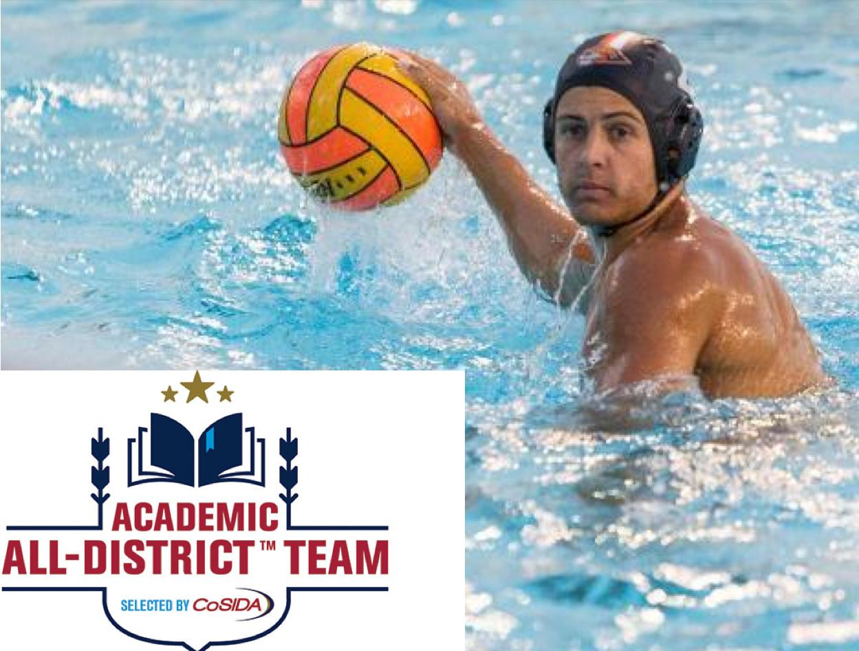 Bradley Earns Second CoSIDA Academic All-District Honor