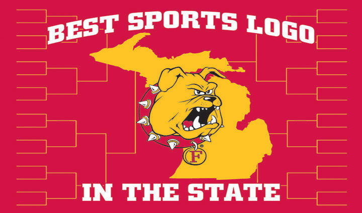 "CHAMPIONS! Ferris State Claims Michigan's ""Best Sports Logo"" Honor"