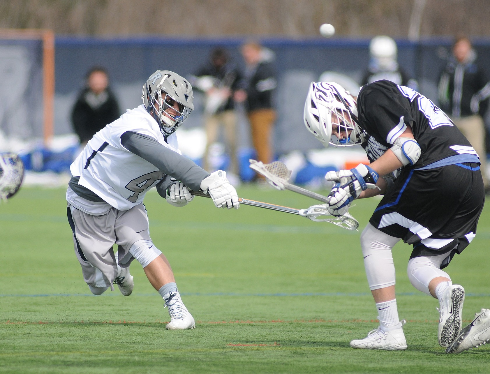 Men's Lacrosse: Raiders Collar Wildcats To Surge Into First, 16-7