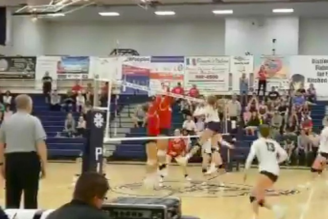 Pima Trips Up #5 Mesa Volleyball in Five Sets Friday Night