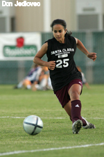 Santa Clara Women's Soccer Battles CS Fullerton Friday And Opens WCC Action Sunday Against No. 16 San Diego