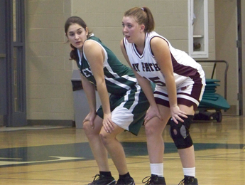 Bay Path Falls to Lesley University 59-32 in Women's NECC Basketball Action